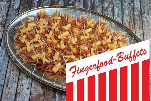 Fingerfood-Buffets